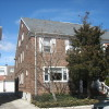 **  JUST LISTED  ** P.S. 122 2 family brick, semi-attached