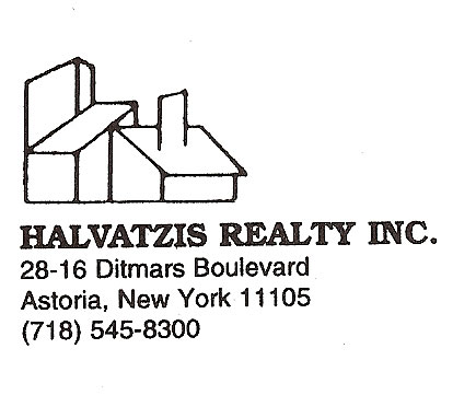 halvatzis realty astoria realtors astoria real estate lic real estate queens condos apts houses for sale