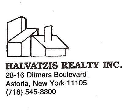 halvatzis realty astoria realtors astoria real estate lic real estate queens condos apts houses for sale